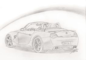 AC Schnitzer ACS4 Z4 M 2007 by DrawingForLiving