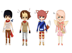 Adoptables - Open (NAME A PRICE) by flashsteps