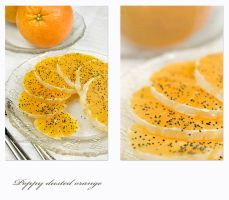 Poppy dusted orange by shatinn