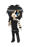 Jinxx.::Does this looks (cutely)UNSURE to you?!::. by DarkRedLuna