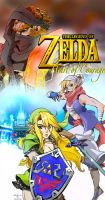 LoZ: Heart of Courage- cover by twisted-wind