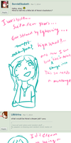 the most I've ever gotten-QnA by LunaBell