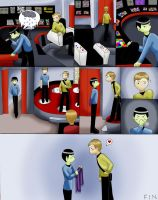 Star Trek - It's Cold by AlexKingOfTheDamned