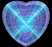 My Fractaled Heart by Lady-Compassion