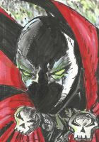 Spawn Sketch Card by Graymalkin2112