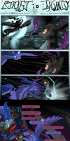 Rocket to Insanity: An Angry Grey 2 by seventozen