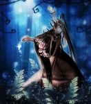 In the depth of forest by Fae-Melie-Melusine