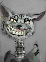 cheshire cat by DJ-celtica