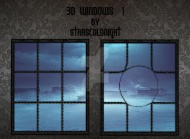 Windows 2 PSD by StarsColdNight