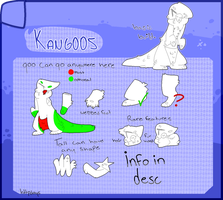 kangoo species ref (closed) by httpdogs