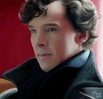 Sherlock by ManoelaWings