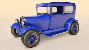 1928 Ford Model A by SamCurry