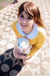Bee and Puppycat by julszanette