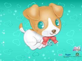 Jewelpet Kite Wallpaper by Jewelpet56