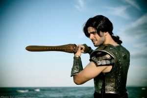 Hector from Troy by xxTonyStarkxx