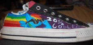 Friendship is Shoes Side 2 by nazzara
