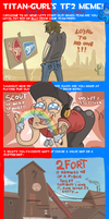 Team Fortress 2 MEME by sparkyHERO