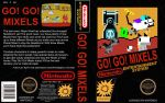 (FAKE) Go! Go! Mixels NES Box by TheYoshiState