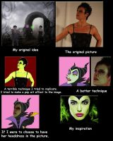 Help me make my Maleficent by RetardMessiah