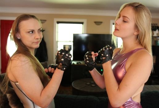 Vidcap Preview - VIKA vs ANNE-MARIE # 2 by sleeperkid