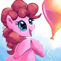 OH SHIT A BALLOON by GSphere