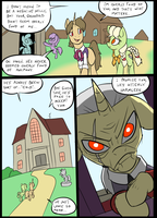 MLP Project - Blood is Thicker... 03 by Metal-Kitty