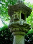 Japanese Lantern by LookAPicture