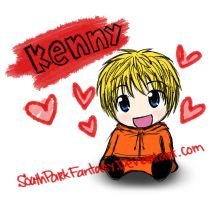 kenny by SouthParkFantasy