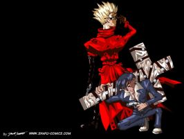 Trigun by SnafuDave