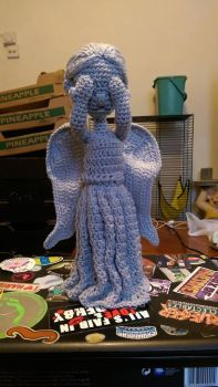 Weeping Angel by Ulla-Andy