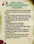 Wildlife-Photographer-Guidelines by Romeomoon