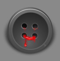bloody_button by hrum