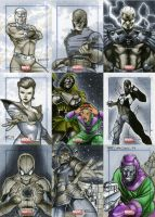 Marvel Universe Sktch Cards 09 by RichardCox