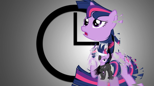 Twilight Sparkle: Looper by ChingyPants