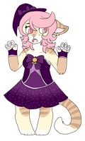 Witch Cat OTA: CLOSED by Spoopi