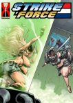 Strike Force - Silently Strikes the Ninja! by expansion-fan-comics