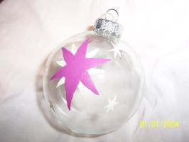 Twilight Sparkle Cutie Mark Ornament by AppieJackie
