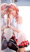 Serah by NikitaCosplay