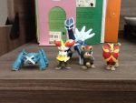 My Pokemon Moncolle Collection by laopokia