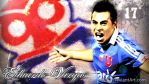 Eduardo Vargas Wallpaper by E2A4