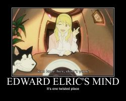 FMAB Edward Elric has one Weird Mind by Angel-of-Alchemy-42