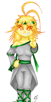 Chibi Nienor by AxelSmile