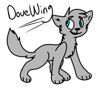 DoveWing by babyfawns