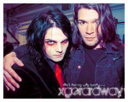 gerard and adam. by ohmyagony