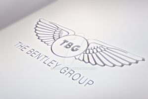 The Bentley Group Logo Design by snkdesigns