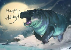 happy holiday! by fandygembuk