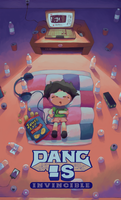 Dang is Invincible by FadoCanSlap