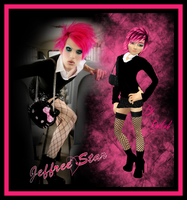 Jeffree Star... In IMVU by valentinevar