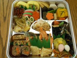 Osechi by Sagojyousartpage