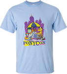 Andy Price Exclusive Ponycon 2016 T Shirt by KarRedRoses
